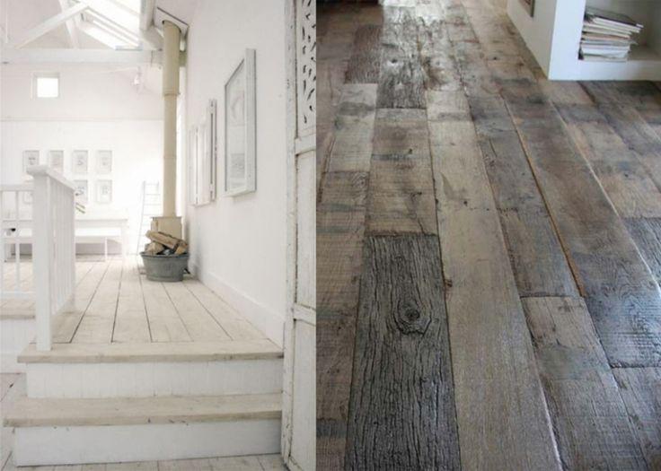 Meer dan 1000 idee n over donkere houten vloeren op for Interieur vloeren