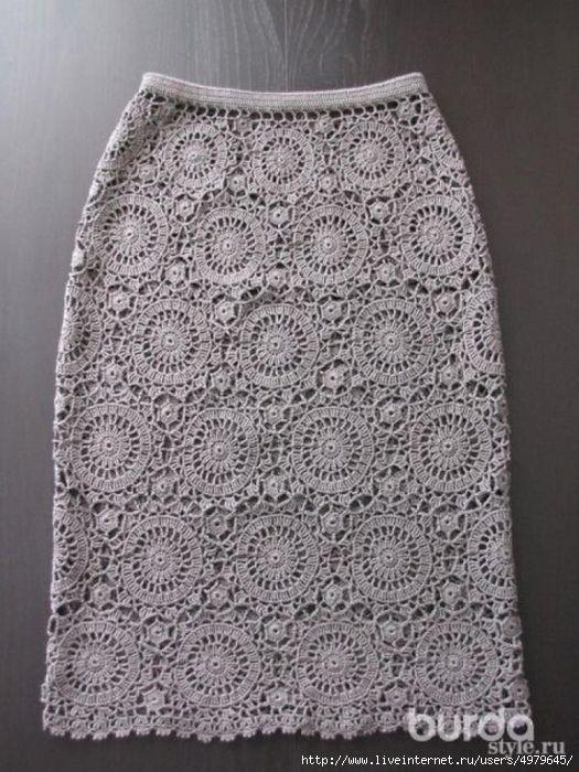 Crochet skirts | Entries in category Skirts crochet | Needlework: LiveInternet - Russian Service Online Diaries