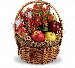 healthy father's day gift baskets