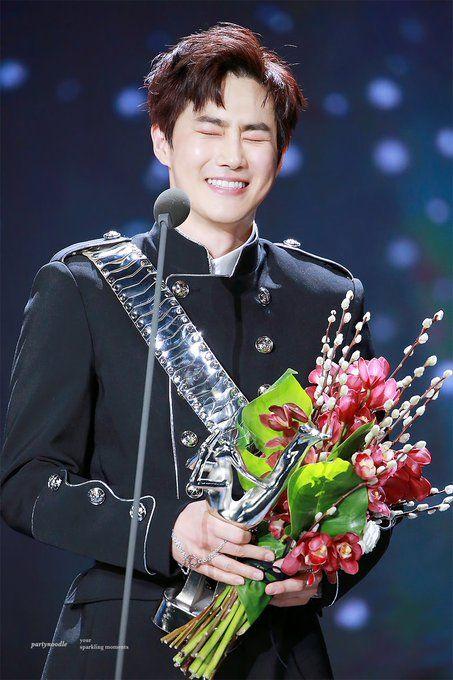 ♡ exo suho :: best leader ever → kim junmyeon i love you !! #exo #suho #junmyeon