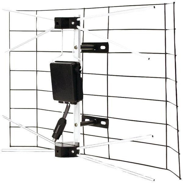 FOXSMART 10210 Simple Outdoor HDTV Antenna