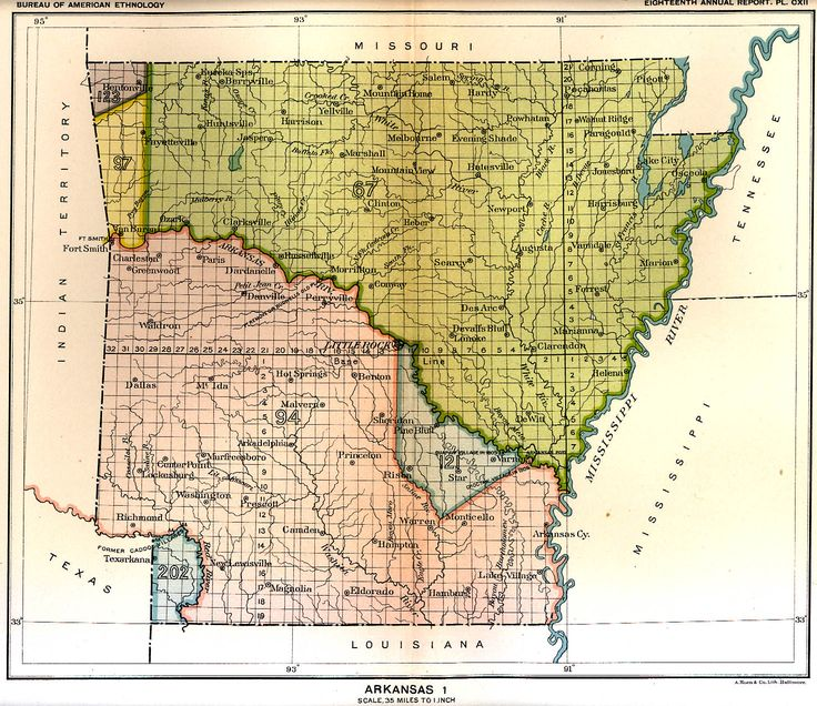 Best Maps Images On Pinterest Vintage Maps Antique Maps And - Us map from texarkana to grand canyon