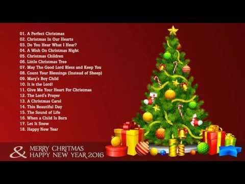 Christmas Songs by Jose Mari Chan - Merry Christmas and Happy New Year 2016