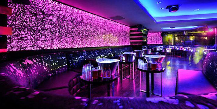 Nightclub L'Arc – Bars & Clubs – Paris Select Book