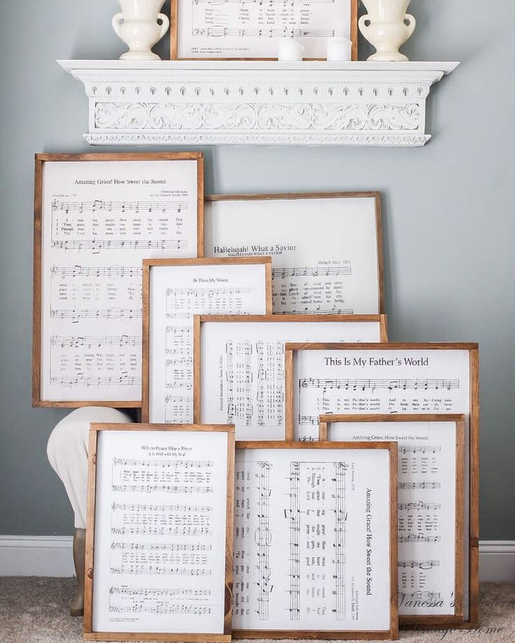 Good morning!!! I've been getting some messages about these sheet music signs and I'd like to answer a few of the most asked questions: