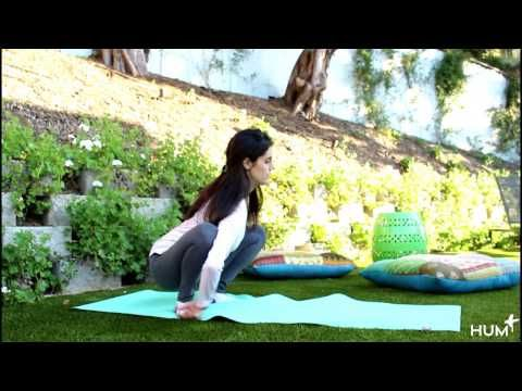 The Best Yoga Poses for Period Cramp Relief | HUM ...