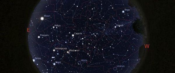 O Stellarium é um PLANETÁRIO de código aberto gratuito para o seu computador.