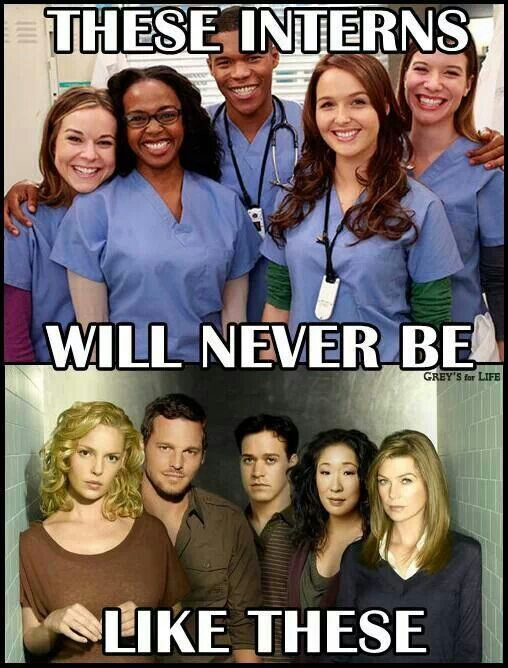 Grey's anatomy HECK YEAH!!! AGREED!!! @Samantha Angoletta Burke @Becky Hui Chan Hasson