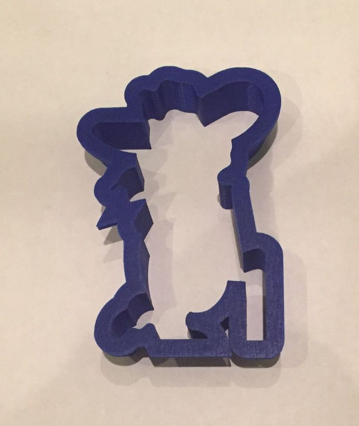 Ole Miss Colonel Reb Custom Cookie Cutter