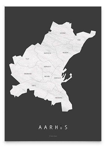Aarhus - Marble / Gray