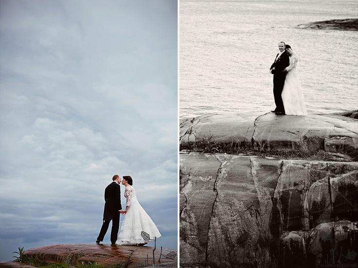 Malin and Niklas - elopement - Suomenlinna island - Helsinki hääkuvaus   -  Photos by Maria Hedengren