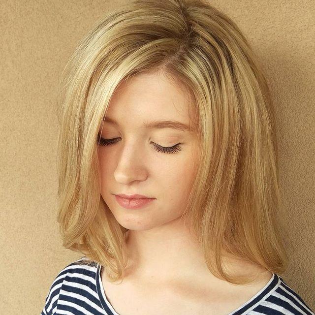 "Top 100 ""mid length hair mid length haircuts"" photos #zinkehairstudio"