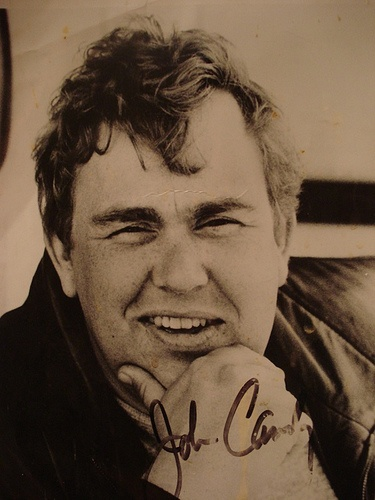 John Candy. Great actor.  Miss you soooooo much John