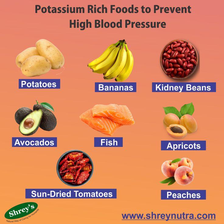 Best  Foods Rich In Potassium Ideas On   Foods Rich