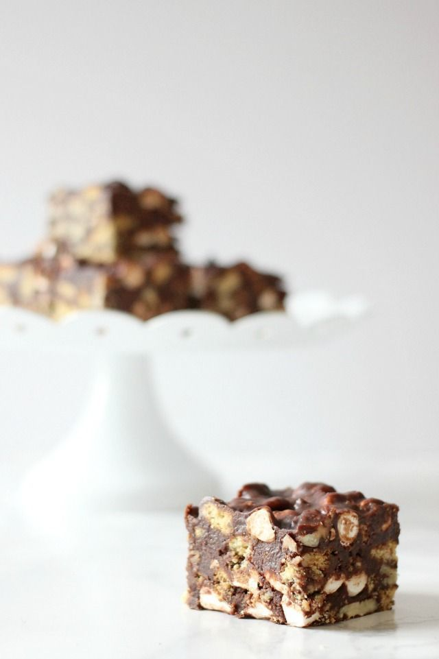THE ULTIMATE ROCKY ROAD BITES.