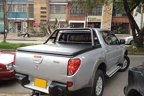 Carpa Plana Mitsubishi Sportero