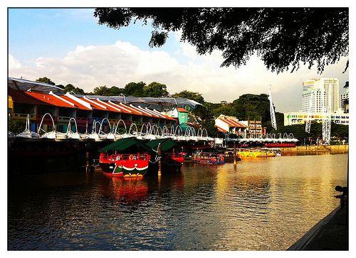 Boat Quay http://www.singaporedailyphoto.com/index.php/2014/04/06/boat-quay/