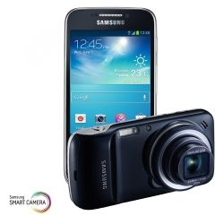 Samsung Galaxy S4 Zoom cobalt - smartphone camera - F64