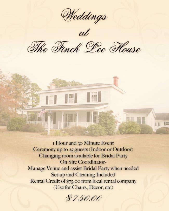 Finch Lee House
