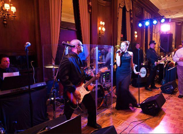Elite Show Band Duquesne Club Wedding Pittsburgh Music