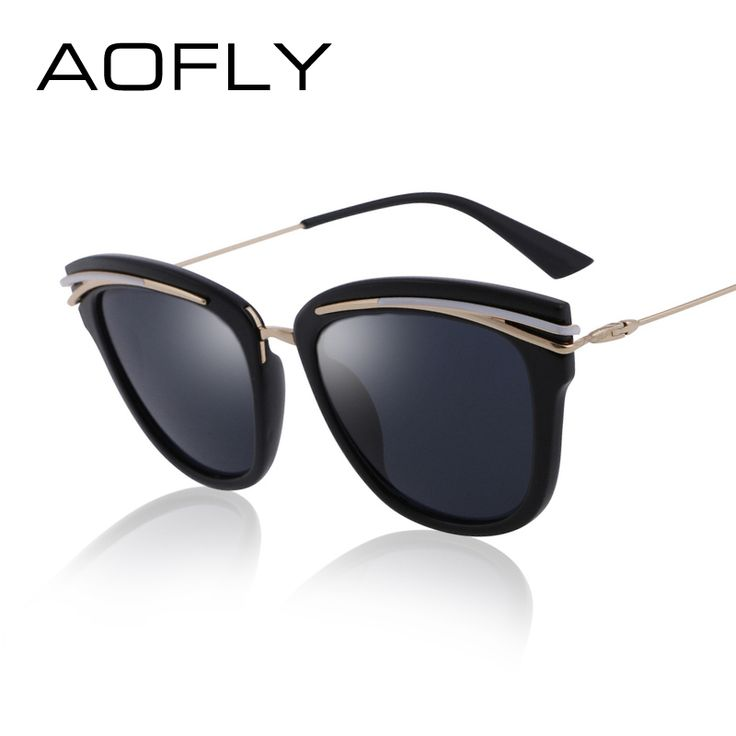 AOFLY Fashion Sunglasses Women Luxury Summer Sun Glasses UV400 Woman Vintage Sunglass Outdoor Goggles Eyeglasses Eyewear Points