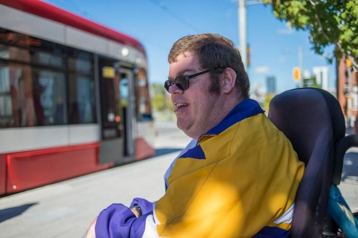 Adam Cohoon plans to enrol in the city's new Fair Fare Pass program, which he estimates will save him as much as $20 a month on transit costs.
