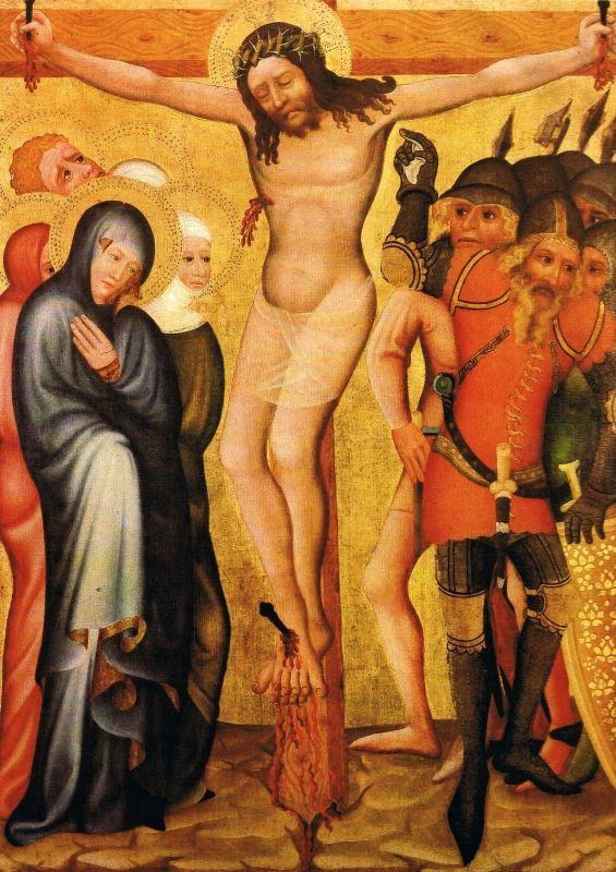 Ukřižování emauzské (1365)