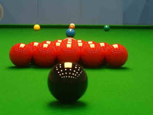 Snooker love.