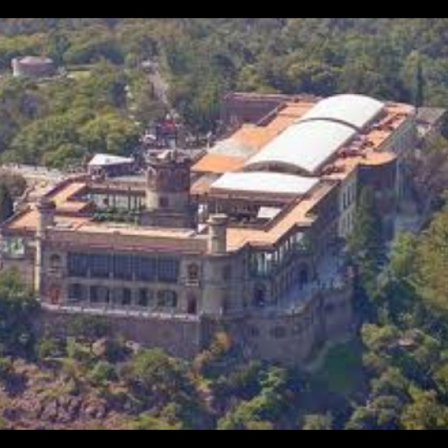 El Castillo de Chapultepec, one other beautiful place in Mexico I must see.