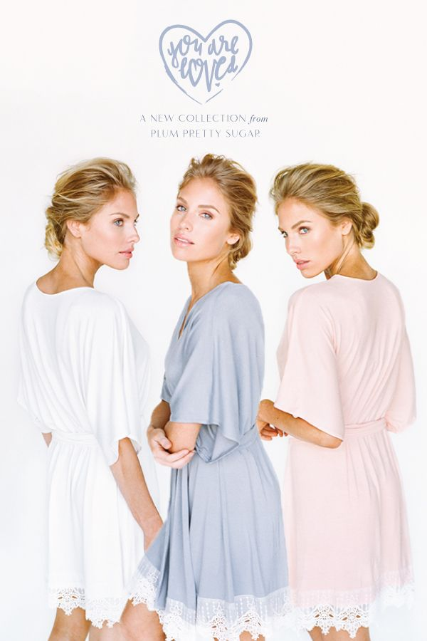 Apparel and Bridesmaid Robes 248 best Bridesmaids