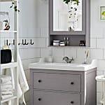 Quelles couleurs pour une petite salle de bains ?