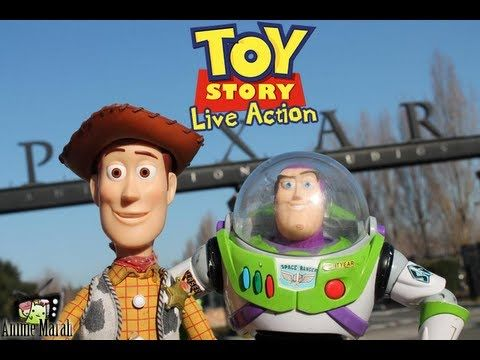 Live Action Toy Story - YouTube