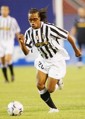 Edgar Davids--Juventus