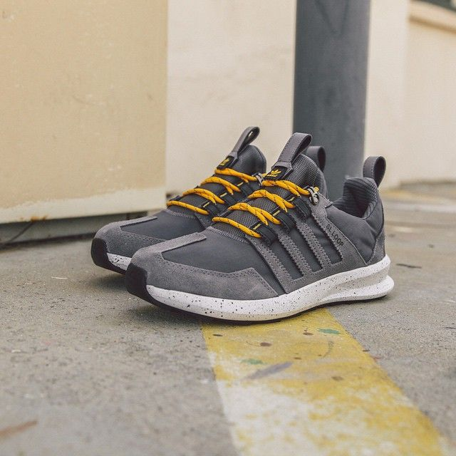 """""""adidas SL Loop Runner TR in granite // $75 USD Available now online at"""