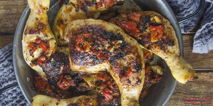 75 Best Foreman Grill Chicken Recipes Images On Pinterest Kitchens George Foreman Recipes And
