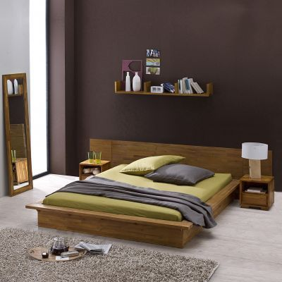 1000 id es sur le th me lits plateforme sur pinterest lits t tes de lit et cadres de lit. Black Bedroom Furniture Sets. Home Design Ideas