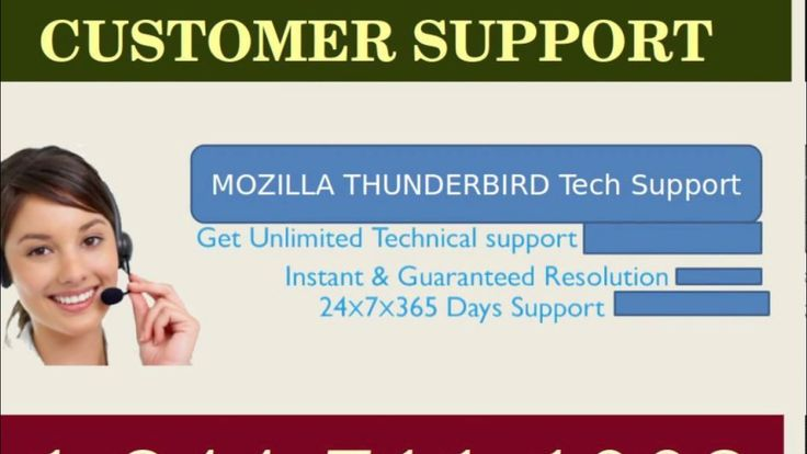 Calling at Mozilla Thunderbird Customer Support Number is not at all cumbersome and users just have to call at their toll free number to avail all kind of technical help to fix all sorts of issues with Mozilla Thunderbird.