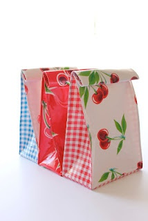 TUTORIAL - Lunch Bags