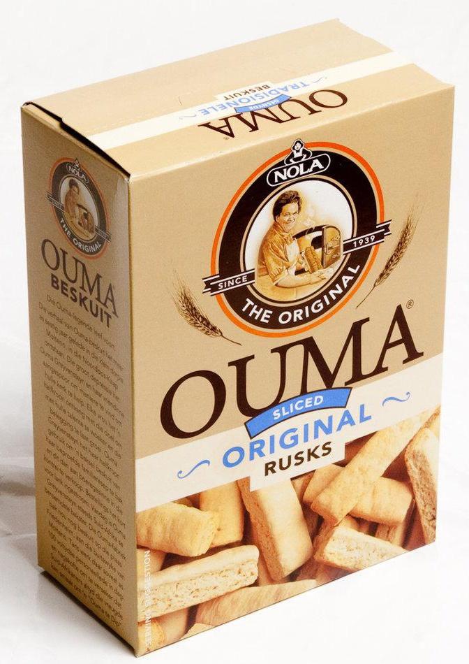 Ouma-beskuit