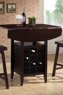 Wine Rack Pub Table (terraza)