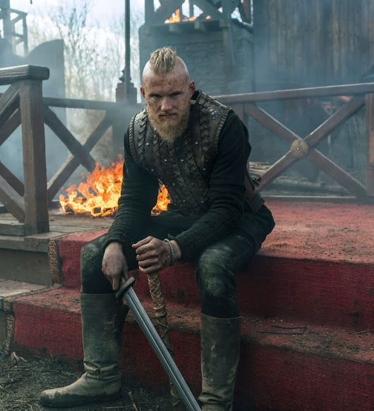 Bjorn Lothbrok, Vikings.