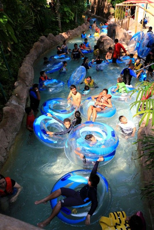 Have a splashing good time at Adventure Cove | Price: $29 Address: 8 Sentosa Gateway S098269 | Type: Family / Friends / Dating  Adventure Cove is undoubtedly now the best water park in Singapore and in my opinion far more exciting than its Marine Life Park sibling the S.E.A aquarium. If you haven't gone yet you really should.