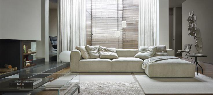 NILS, Sofas Designer : Didier Gomez   Ligne Roset
