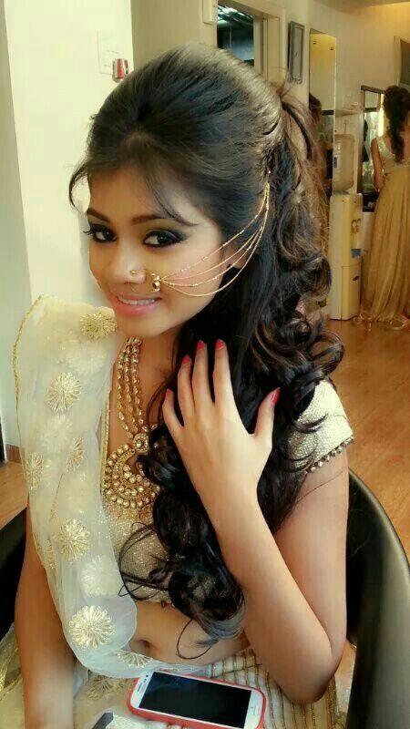 Surprising 1000 Ideas About Indian Wedding Hairstyles On Pinterest Indian Short Hairstyles Gunalazisus