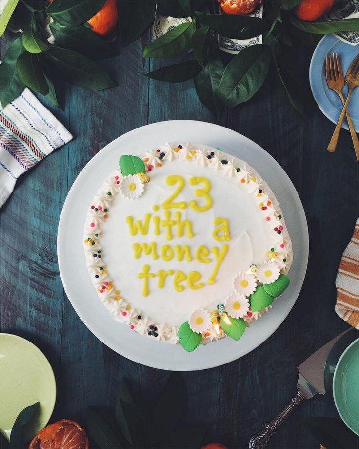 This Instagram Account Puts Drake Lyrics On Cakes