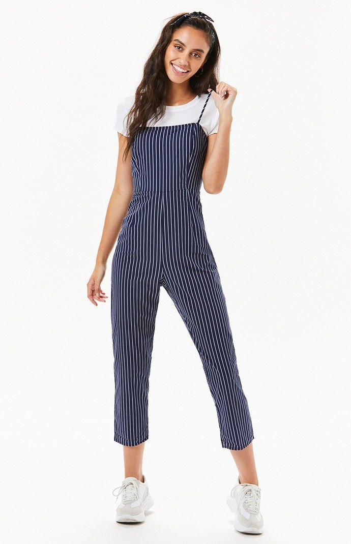 bb90766e6ad Kendall and Kylie Poplin Jumpsuit