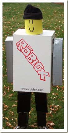 Right on Time to the Roblox Costume Party