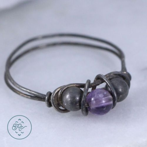 576 best Wire Rings images on Pinterest   Wire rings, Wire wrapped ...