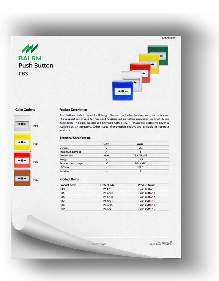 Electronic Products Specification Sheet Create an eye catching - product spec sheet template