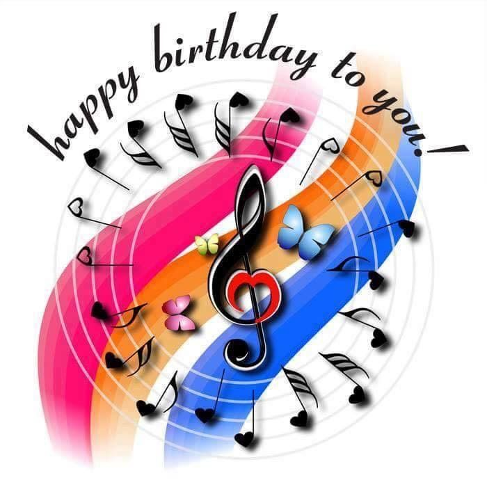 Sing on your birthday